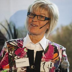 Margareta Ivarsson - Konsult och författare