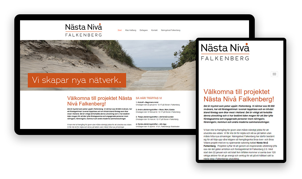 Nästa Nivå Falkenberg